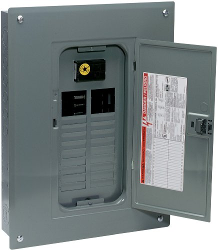 100 amp sub panel - 9