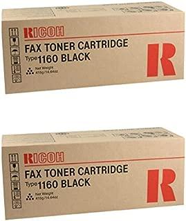 Ricoh 430347 Black Toner Cartridge 2-Pack for 3310L, 4410L, 4420L, 4430L