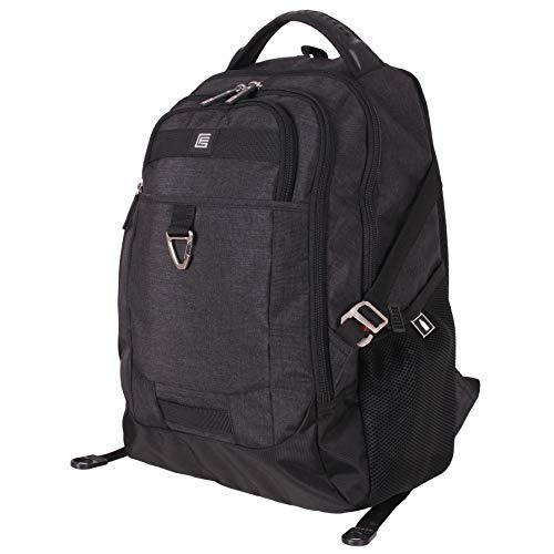 Casual Business Travel Laptop Rucksack – gepolstertes Fach 14 15 16 Zoll MacBook/Notebook - Airflow Comfort Rückenlehne und Computer-Rucksack