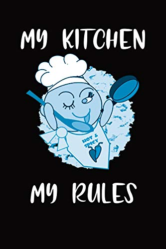 My Kitchen My Rules: One year Meal Planner with Grocery List