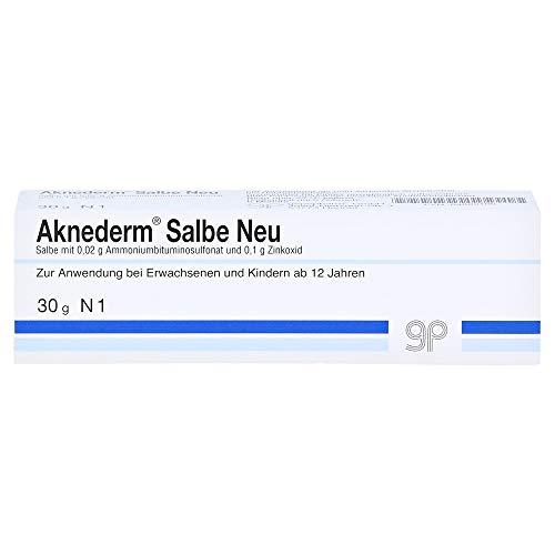 AKNEDERM Salbe Neu 30 g Salbe