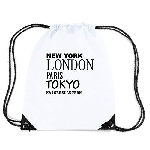 jollify empereur Kaiserslautern Sac de gym Sac gym1008, Design: New York, London, Paris, Tokyo