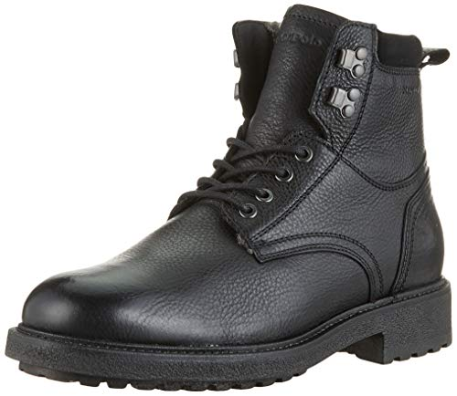Marc O'Polo Herren 90925036303100 Klassische Stiefel, Schwarz (Black 990), 44 EU