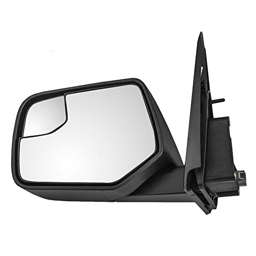 Power Side View Mirror with Blind Spot Glass Textured Driver Replacement for 08-12 Ford Escape & 08-11 Mercury Mariner SUV AL8Z17683AA