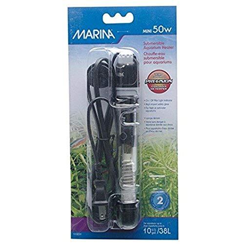 Calentador De Acuario 50w marca Marina