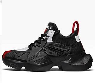 MR.SHOES 2019 Breathable Men Sneakers All Black Men Shoes Dancing Shoes for Men