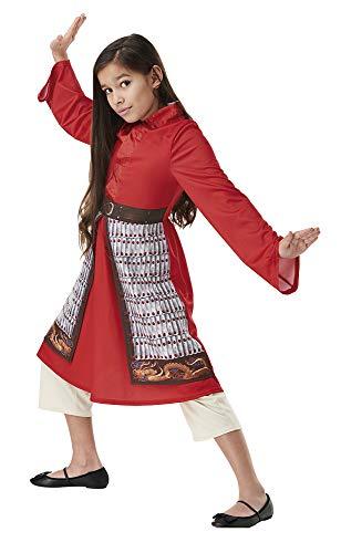 Rubies Disfraz Mulan live action classic infantil, multicolor, XL (300827-XL)