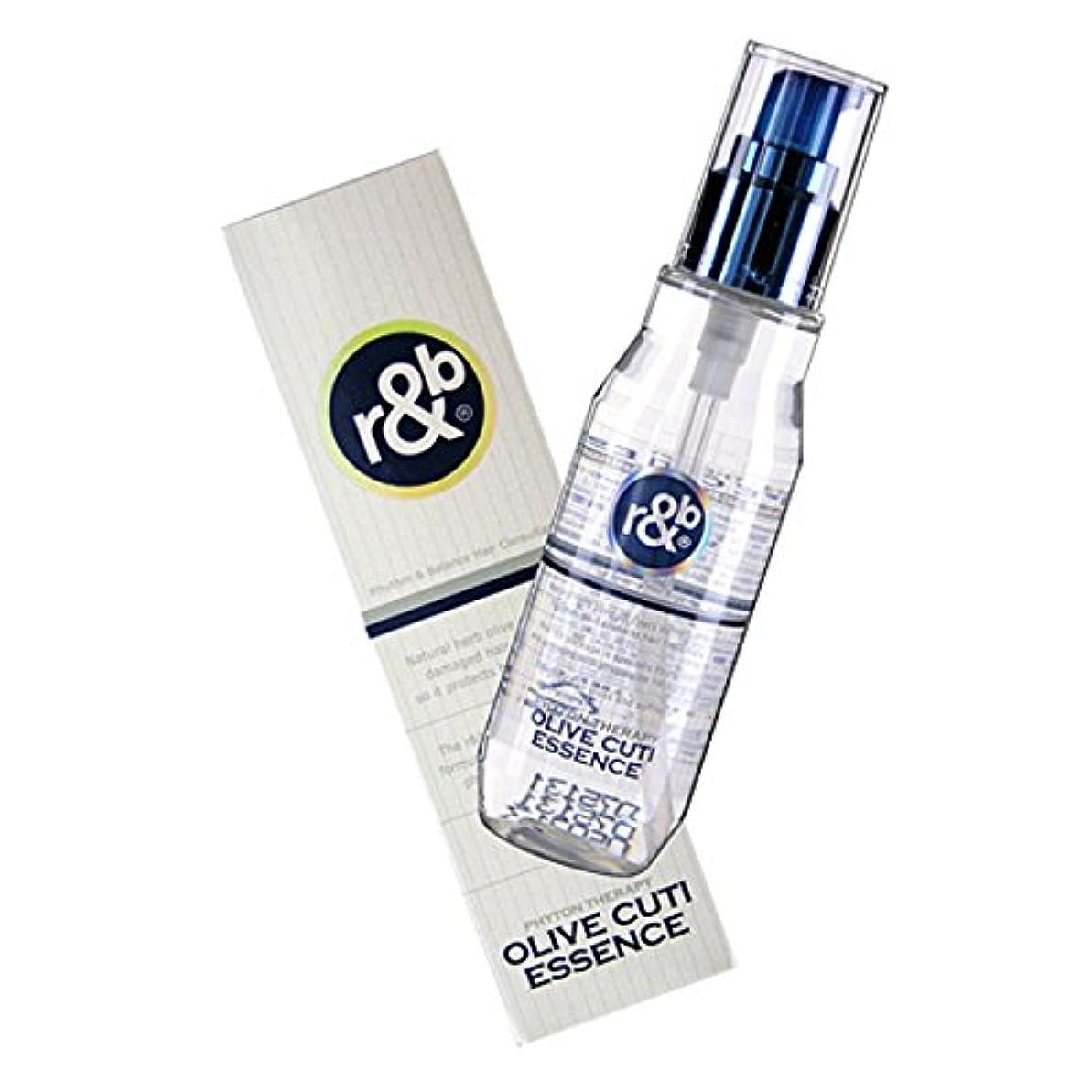 ピジン鮫連帯[Woosin/ウシン] R&B Phyton Therapy Olive Cuti Essence 110ml/ウシンR&Bピトンセラピーオリーブキューティーエッセンス(海外直送品)