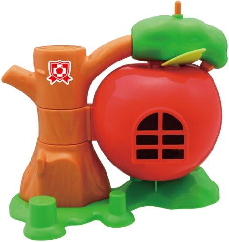 こえだちゃん こえだちゃんのりんごのおいしゃさん