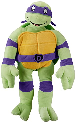 Jay Franco Nickelodeon Teenage Mutant Ninja Turtles I Love TMNT Throw Pillow, Donatello