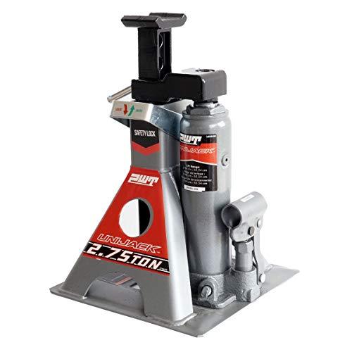 PWT 油圧ボトルジャッキ ジャッキスタンド 2in1 2.75t ジャッキアップ タイヤ交換 オイル交換