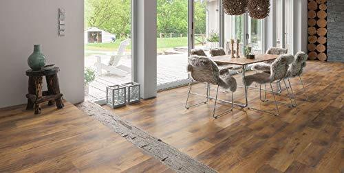 HARO Laminat Tritty 100 Eiche Altholz matt struktur Landhausdiele 4V
