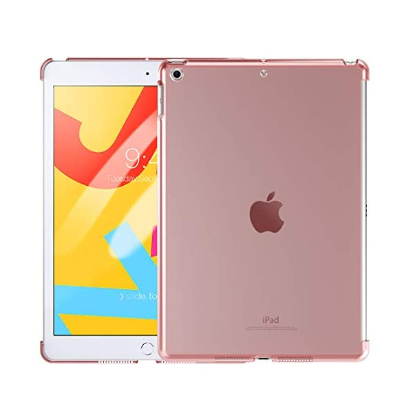 TiMOVO Case for New iPad 7th Generation 10.2″ 2019 (Compatible with Official...