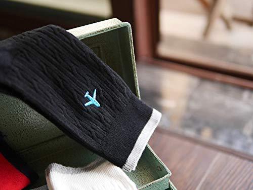 RTESBGH Novelty Sokken, Zwart Blauw Vliegtuig Patroon Rood Wit Vliegtuig Patroon Comfy Pure Kleur Zakelijke Jurk Sokken Casual Katoen Sokken Borduurwerk Vliegtuigen Persoonlijkheid, Mode Ontwerper Merk(3Ps)