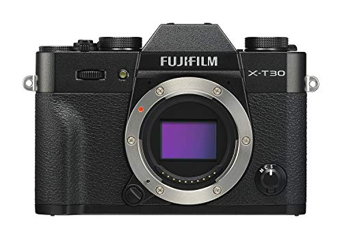 Fujifilm X-T30 Mirrorless Digital Camera, Black...