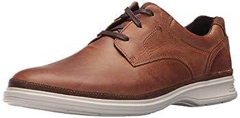 Rockport Men s DresSports 2 Go Plain Toe Shoe new caramel 12 M US