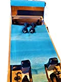 Pilate Patch Zen Blue Pilates Reformer MAT & CORONAVIRUS Protection Hygienic Reformer Rubber Easy Clean Mat Cover for Reformer & FOOTBAR Fashionable, Protection New