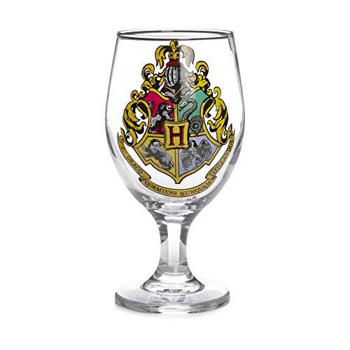Harry Potter PP4259HPV2 Vaso Cambio de Color Hogwarts, Multicolor, 9 x 9 x 17 cm