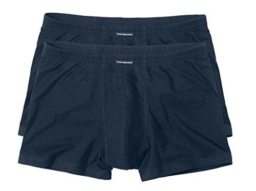 Götzburg Herren Pants, Baumwolle, Single Jersey, Navy, Uni, 2er Pack 5
