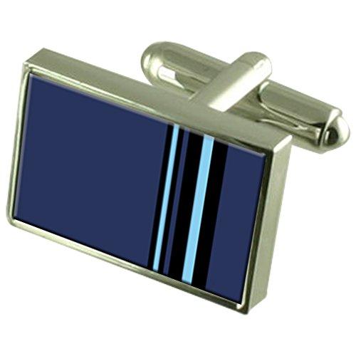 Select Gifts RAF Insigne armée de l'Air Vice Marshal Rang de manchette avec poche