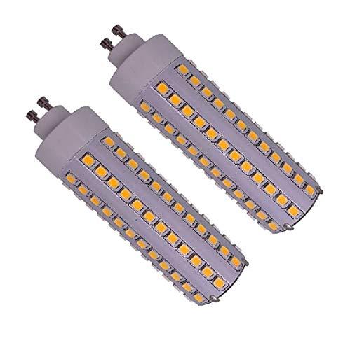 Bombilla LED de repuesto GU6.5 bombilla LED de 10W regulable Resalte 1000LM En vez de la lámpara halógena de 70W entrada ancha del voltaje 100-130V llevó la luz del maíz de la lámpara GU6.5 Iluminació