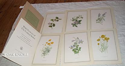 Wild flowers of the United States: Reproductions of the watercolor paintings by Anne Ophelia Dowden which decorate the six title-pages of the series ... the United States