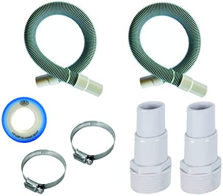 Top 10 Best spiral hose for pool filters Reviews