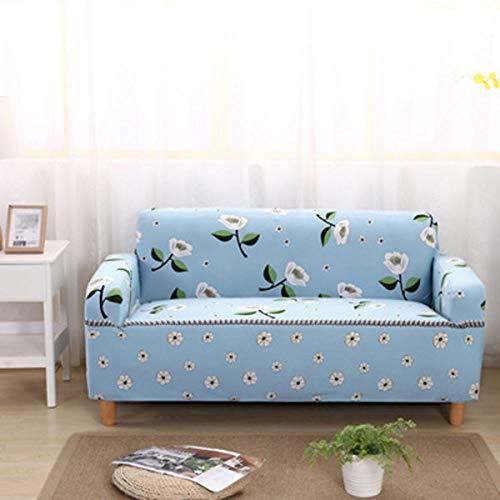 WPQBS Sofa hoes,Bankhoezen voor woonkamer Hoes voor bank en fauteuils L-vorm Bankhoes voor elastische hoekbank 1/2/3/4 zits, kleur 4,3, zits 190,230 cm