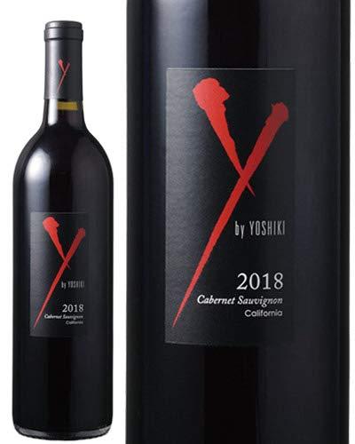 Y by Yoshiki ワイ バイ ヨシキ カベルネ ソーヴィニヨン カリフォルニア [ 2018 ] (赤ワイン)