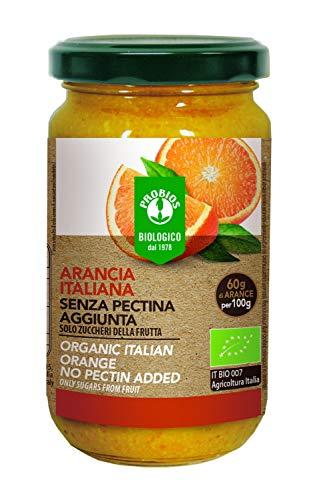 プロビオス オーガニック フルーツスプレッド オレンジ 220g