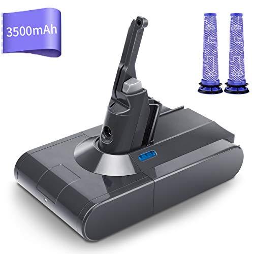 TURPOW DC16 Bater/ía 21.6v 2.0Ah Bater/ía de Repuesto Compatible con Root 6 aspiradora de Mano Root 6 Animal Pink 12097 912433-01 912433-03 912433-04 BP01 Li-Ion Power Tool 1 Pack