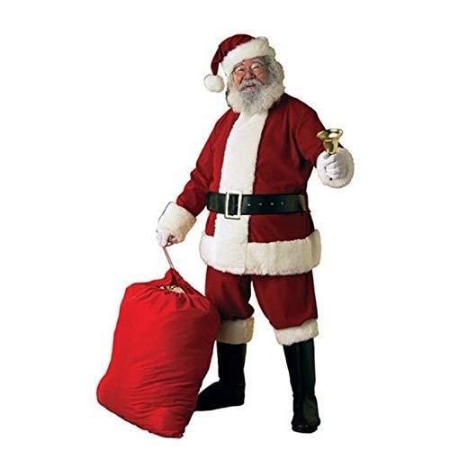 Rubie's Costume Co 3X-Large Velvet Santa Suit Costu