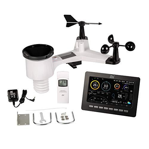 dnt DNT000008 WeatherScreen PRO - Estación meteorológica (Wi-Fi, control del clima...