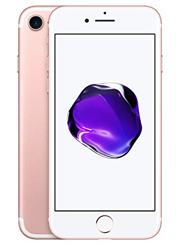 "Apple iPhone 7 - Smartphone de 4.7"" (32 GB) oro rosa"