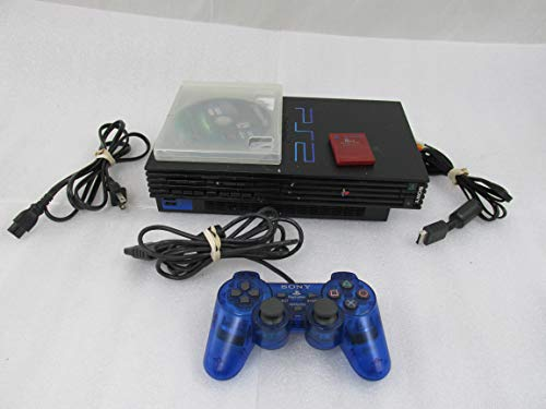 Sony PlayStation 2 Console - Black [video game]