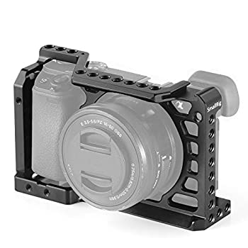 SMALLRIG Cage for Sony Alpha A6300 A6500/ILCE 6500 4K Digital Mirrorless Camera - 1889
