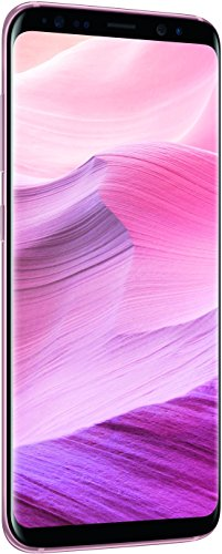 Samsung Galaxy S8 SM-G950F Single SIM 4G 64GB Pink - Smartphones (14.7 cm (5.8'), 64 GB, 12 MP, Android, 7.0, Pink)