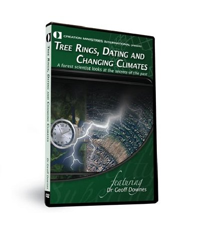 Tree Rings, Dating and Changing Climates DVD