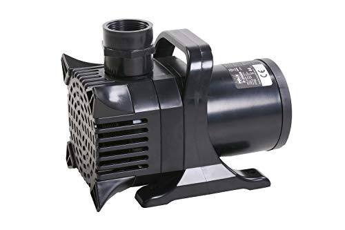 AquaForte Teichpumpe P-15000 mit viel Druck!, 290W,15 m³/h, Förderhöhe 6,5m