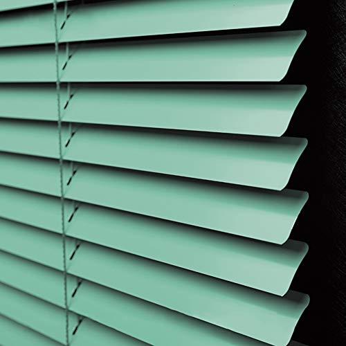Persianas venecianas Persiana De Aluminio Verde con Cordón De Tiro - Persianas De Ventana De 60cm / 80cm / 100cm / 120cm / 140cm De Ancho - Persiana Opaca para Oficina En Casa (Size : 140x100cm)