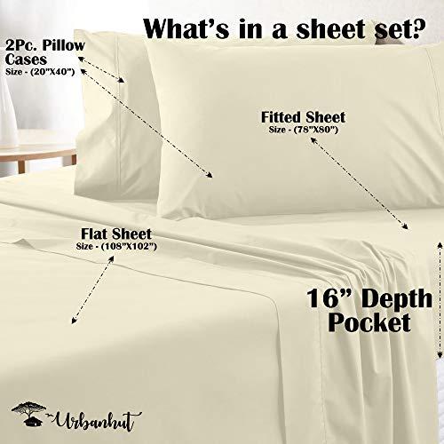 URBANHUT Sheets Set
