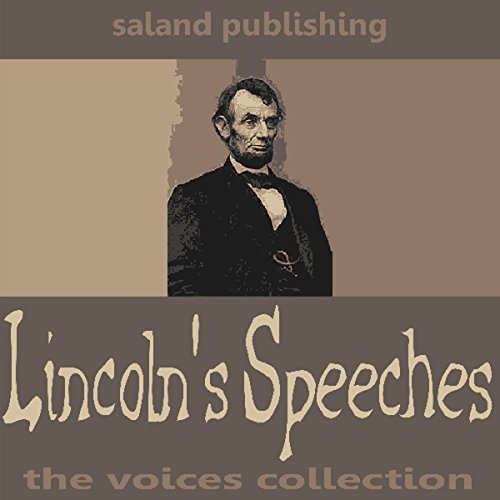 Lincoln's Speeches audiobook cover art