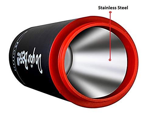 Rema Steel Water Bottle, 700ml, Red