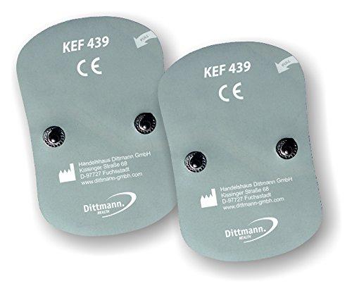 Dittmann KEF439 Elektrodenpads