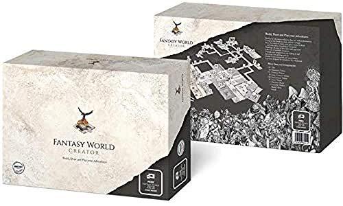 Gamestart Edizioni World Creator, GSTFWC
