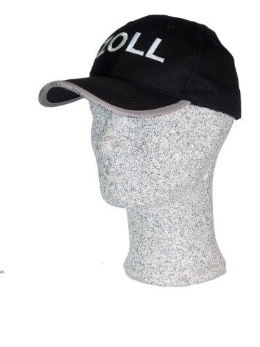 TacFirst Unisex– Erwachsene Zoll Schwarz Baseball Cap, One Size