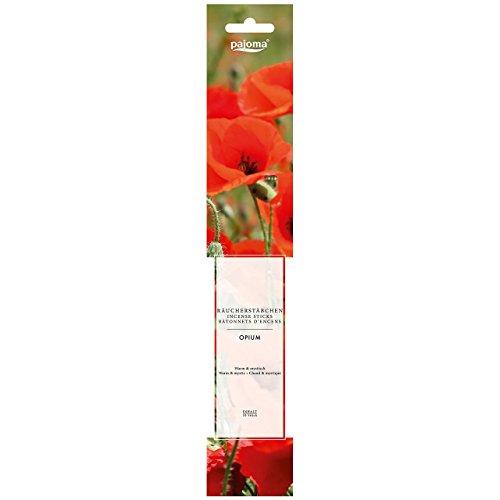 Pajoma Räucherstäbchen ''Opium'' aus Indien, 10er Pack, L 28 cm