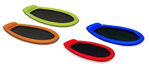 Intex Pool Lounge Luftmatratze aufblasbar Netzboden für Schwimmbad grün oder blau