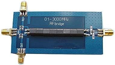 DYKB RF SWR Reflection Bridge 0.1-3000 MHZ Antenna Analyzer VHF UHF VSWR Return Loss