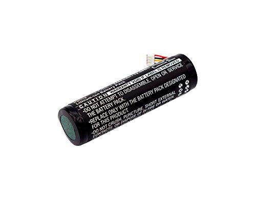 TECHTEK batería sustituye 010-10806-30, para 010-11828-03, para 361-00029-02 Compatible con [Garmin] Alpha, Alpha 100, Alpha GPS Pig Hunting Dog Tracking System, DC50, DC50 Dog Tracking Collar, GAA00